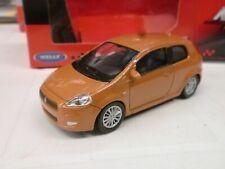 Spedizione LAMPO FIAT 500 2007 ROSSO//RED Welly Modello Auto 1:34-39 NUOVO /& OVP 1