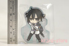 "Sword Art Online Ordinal Scale SAO OS Clear clip badge ""KIRITO"" KADOKAWA"