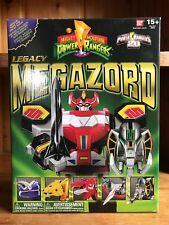 New Bandai 2013 Mighty Morphin Power Rangers Legacy 20th MMPR Dino Megazord