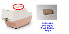 Latherking (old style) Dispense Push Button BEIGE