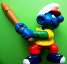 mac donald Schtroumpf baseball Smurf mac do puffi  pitufo puffo mac do macdo