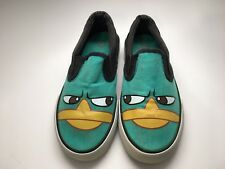 Phineas and Ferb Perry Board Shoes size childrens 11.5