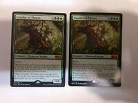 2X Cavalier of Thorns M20 2020 Core Set Mythic Rare Magic MTG WOTC