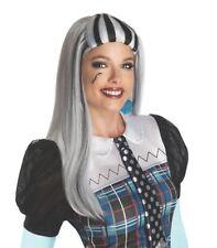 Ladies Adult Monster High Frankie Stein Frankenstein Wig Costume Accessory