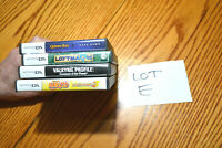 Nintendo DS Authentic 4 game lot: Golden Sun, Valkyrie Profile, Lost Magic, & 1