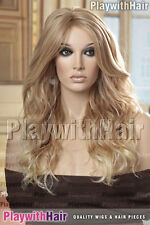 Glamorous Tousled HEAT FRIENDLY Long Wig - COLOUR CHOICES!