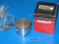 Oem Genuine! Homelite A-49314 piston & ring w/ wrist pin Xl98 Multiuse saw Nos!