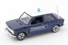 MEBETOYS MATTEL 1/43 FIAT 128 CARABINIERI #A59