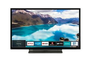 Toshiba 32WL3C63DA 32 Zoll Fernseher HD TV Smart TV Triple-Tuner Bluetooth WLAN