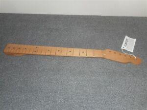 "NEW Allparts Fender Licensed Roasted Quartersawn Maple ""V"" Tele Neck - #TMO-VRQ"
