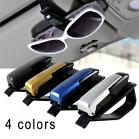 Sun Visor Sunglasses Eye Glasses Card Pen Holder Clip Car Vehicle Accessory  Top
