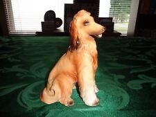 Napcoware Afghan Hound C9092 Dog Figurine