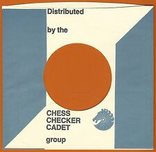 CHESS CHECKER CADET REPRODUCTION RECORD COMPANY SLEEVES - (pack of 10)
