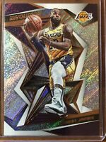 2019-20 Panini Revolution LeBron James #14 Los Angeles Lakers - Immaculate Card