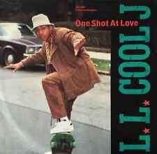 """Ll Cool J-one shot at Love EP (12"""") (G-en muy buena condición/en muy buena condición -)"""