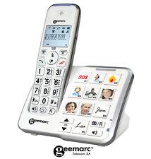 Amplidect 295 Photodect Hörverstärkung Foto DECT Senioren- Telefon Geemarc & AB