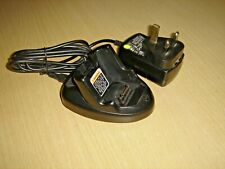 Motorola NNTN7558A charger & SPN4772A base for TETRA MTH800