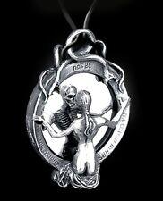 Espéculo - Alchemy Gothic Colgante - Gothic Collar Cadena de Joya