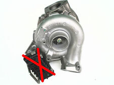 Turbocharger Without Electronics BMW 320 d (2002-) 204hp 7790311 7790309 7790309