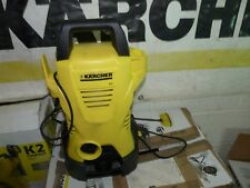 KARCHER K2 PRESSURE WASHER machine only