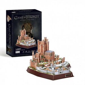 Game of Thrones - RED KEEP - 3D 430 piece Puzzle