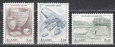 Åland / Aland Nr. 88-90** Steinzeit