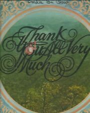 "Endle St. Cloud ""Thank You All Very Much"" (IA) Garage Sealed"