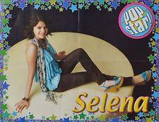 SELENA GOMEZ - A2 Poster (XL - 40 x 52 cm) - Fan Sammlung Clippings Ausland USA