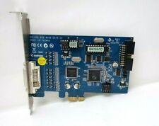 Genuine Geovision GV-650B EXV5.10 8 Ch Hybrid PCI-e V8.6.2 DVR Card *No Wires*