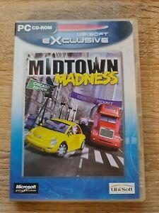 PC CD ROM - Midtown Madness
