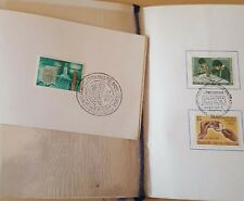 Nice collection of 2 complimentary First day issue of issued in 1968-70