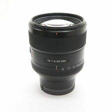SONY FE 85mm F/1.4 GM SEL85F14GM (for SONY E mount) #192