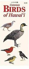 Common Birds of Hawaii (Hawaii Pocket Guides)  Pamphlet Used - Very Good