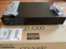 Yamaha CD-S300 CD-Player - Black