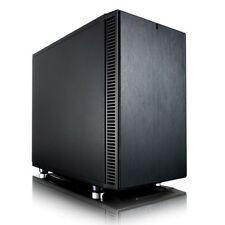 Case nero Fractal Design di mini-ITX per prodotti informatici