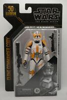 Hasbro Star Wars Black Series Archive Clone Commander Cody Neu & OVP MOC