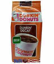 Dunkin Donuts Dunkin Decaf Medium Roast Decaffeinated Ground Coffee 340g