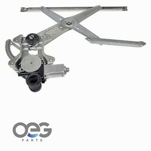 New Window Regulator and Motor Assembly For Toyota Echo 00-05 Front Left