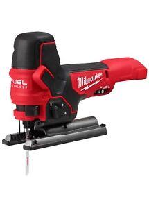 Milwaukee 2737B-20 M18 FUEL™ Barrel Grip Jig Saw (Tool Only)