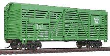 Escala H0 - Walthers 40` Stockcar Chicago, Burlington & Quincy 1685 NEU
