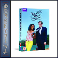 DEATH IN PARADISE - COMPLETE SERIES 1 & 2 **BRAND NEW DVD **