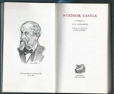 Windsor castle by w.harrison ainsworth hardcover heron books undated reprint