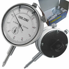 DTI Dial Test Indicator/ engineers Dial Test Indicator measuring clock 0 to 10mm