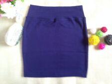 MINI SKIRT Basic Stretch Cotton Tight Short Skirt Women Sexy Slim