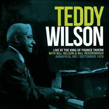 Teddy Wilson Live at the King of France Tavern, Teddy Wilson, , Excellent