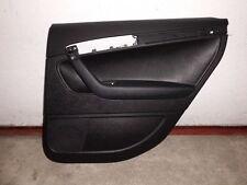 Audi A3 8P Seitenverkleidung Türverkleidung Leder schwarz S3 doorboard Sportback