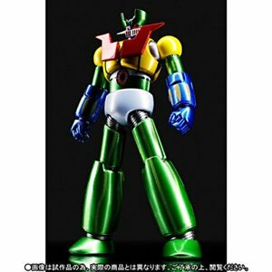 New Super Robot Chogokin MAZINGER Z Jeeg Color Action Figure BANDAI from Japan