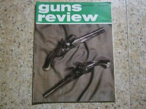 December 1977, GUNS REVIEW, David Goodall, Andy Chown, Doug Glaister, Phil Webb.