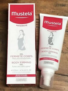 2 Pack Mustela Body Firming Gel Maternity Post Partum Restructuring 6.76 oz Exp