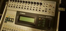 Yamaha O1V 16-Ch Digital Recording Mixer Mixing Console w/CASE fits 01V O1V 96